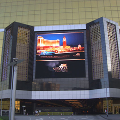 Super Brightness P5 Outdoor Led Display , RGB LED Display Board Long Using Life