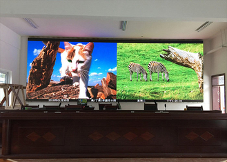 China SMD Technology P2 Indoor Led Display , Small Pixel Pitch Led Screen For Hotel factory