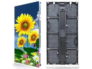 China P3.91mm outdoor rental HD LED display Extreme Precision Hanging Led Screen , Led Video Panel Use Super Light factory