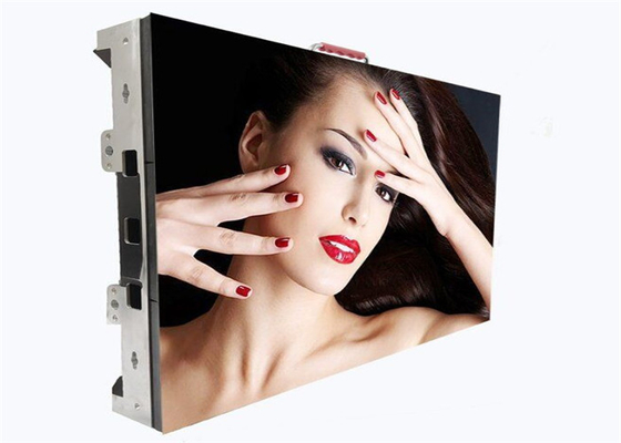 High Refresh Rate Indoor Advertising Led Display Screen IP31 Protection Level