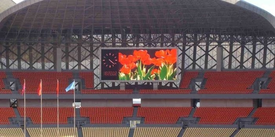 China IP65 Waterproof P5 Stadium LED Screens For All Weather Condition Full HD factory