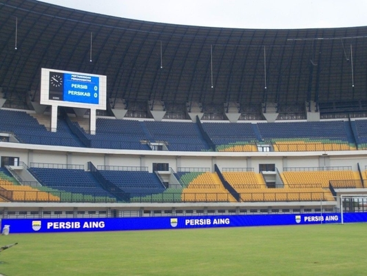China Energy Saving P10 Outdoor Led Display / Large Led Stadium Display High Definition factory