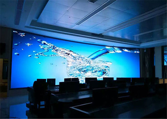 China P1.875 3840Hz High Refresh rate full color indoor LED display Simple Structures factory