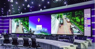 China Training Room Fine Pitch LED Display P1.667mm Wide Viewing Angles Modular Design factory