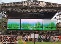 Front Service  Led Big Display Jumbotron Screen For Stage Fast Lock Design supplier