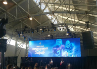 P6mm Indoor Stage LED Screen Concert Led Wall 384*192mm Module Size SMD3528