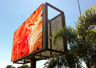 Module Design SMD2727 P5mm Outdoor LED Advertising Display / Large Outdoor Display Screen supplier