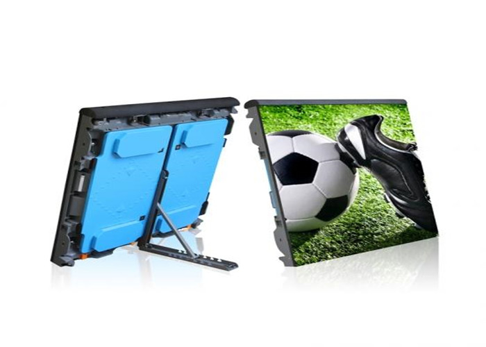 High Refresh Rate Sport Perimeter LED Display 20mm Pixel Pitch No Blinking supplier