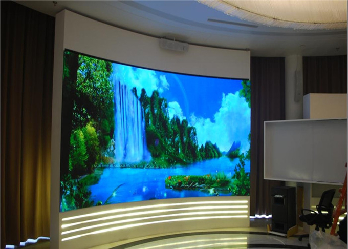 P1.25mm Indoor Fixed Super HD LED Display 3840Hz MBI5153/5353IC Ultra Slim Design Cabinet 400*300mm 4