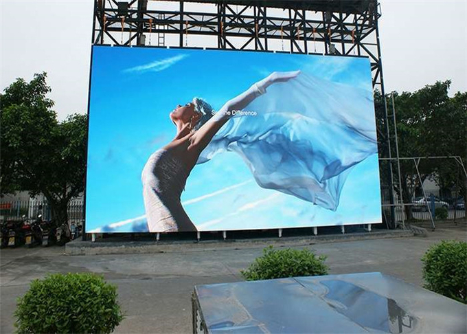 5~50m Distance Stage Background P4.81mm Outdoor rental LED Display Big Screen Good Viewing Angle 2
