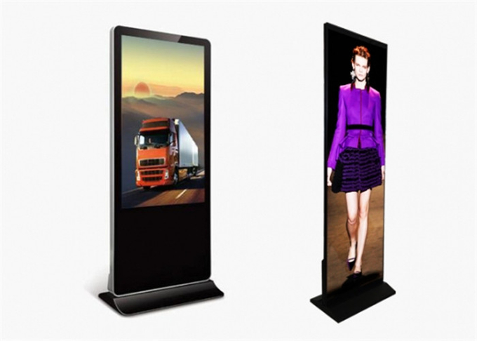Hotel Restaurant Indoor advertising player P2mm Super HD LED Poster Display 640*1920mm 3